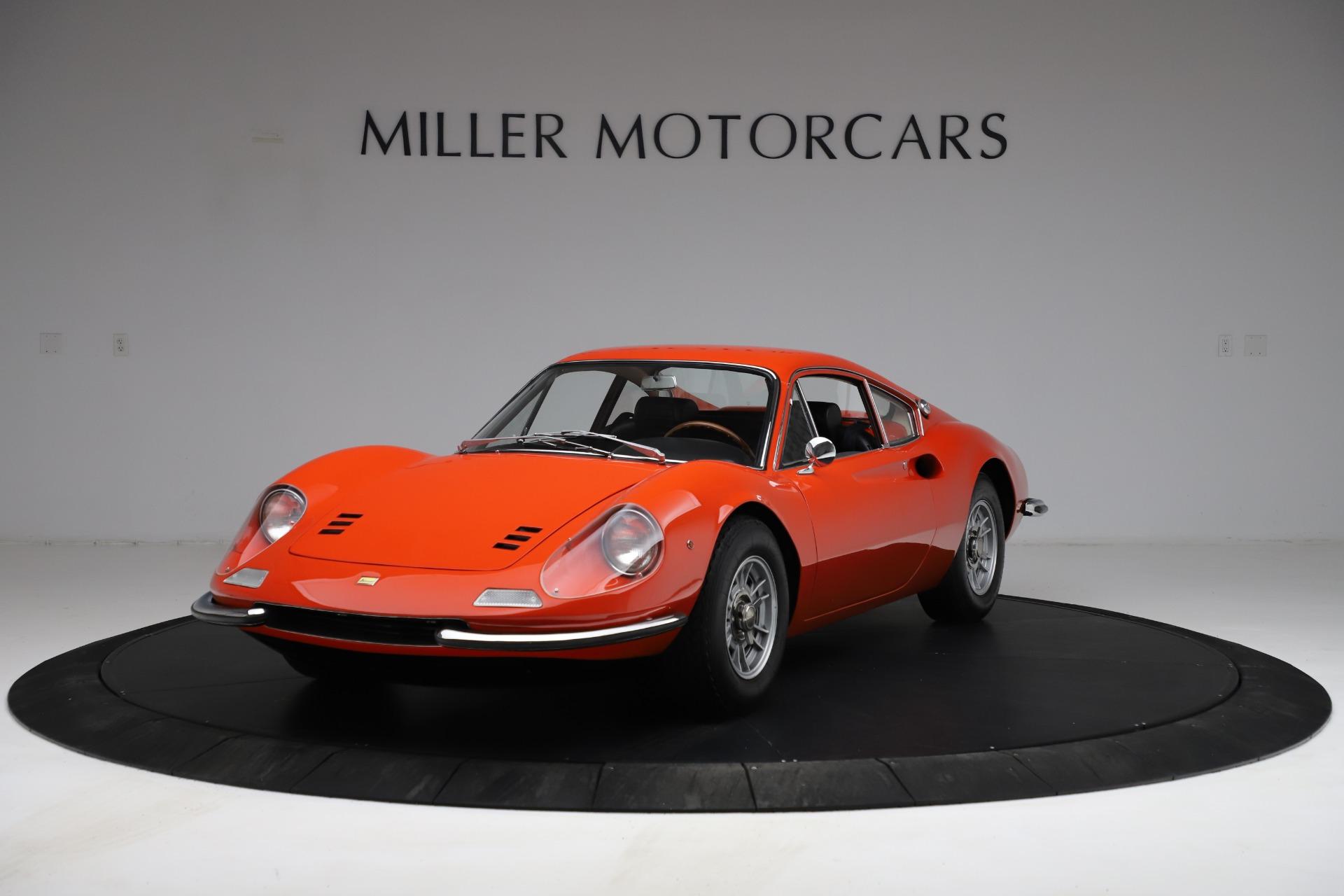 Used 1968 Ferrari 206 for sale $635,000 at Maserati of Westport in Westport CT 06880 1