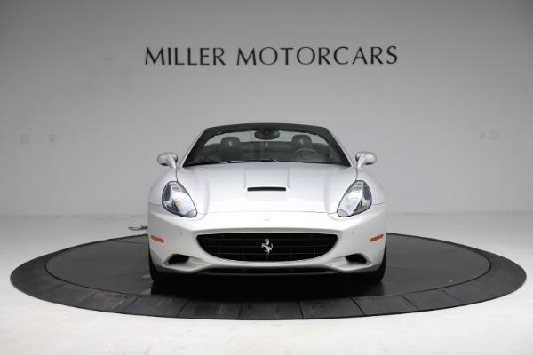 Used 2010 Ferrari California for sale Sold at Maserati of Westport in Westport CT 06880 13