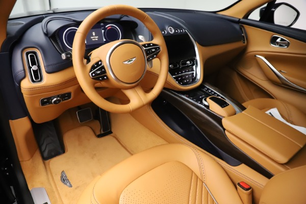 New 2021 Aston Martin DBX for sale $205,386 at Maserati of Westport in Westport CT 06880 13