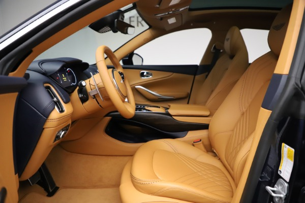 New 2021 Aston Martin DBX for sale $205,386 at Maserati of Westport in Westport CT 06880 14