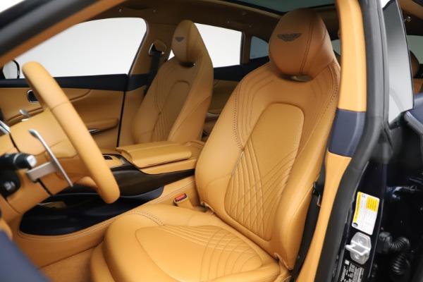 New 2021 Aston Martin DBX for sale $205,386 at Maserati of Westport in Westport CT 06880 15