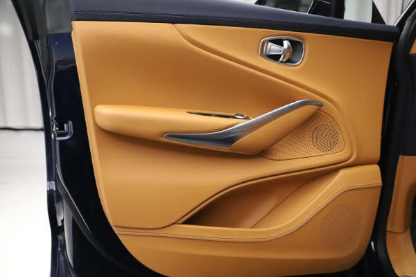 New 2021 Aston Martin DBX for sale $205,386 at Maserati of Westport in Westport CT 06880 16