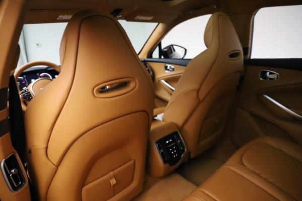 New 2021 Aston Martin DBX for sale $205,386 at Maserati of Westport in Westport CT 06880 17