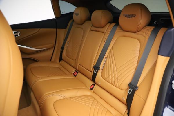 New 2021 Aston Martin DBX for sale $205,386 at Maserati of Westport in Westport CT 06880 19