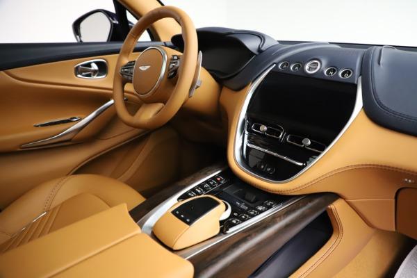 New 2021 Aston Martin DBX for sale $205,386 at Maserati of Westport in Westport CT 06880 20