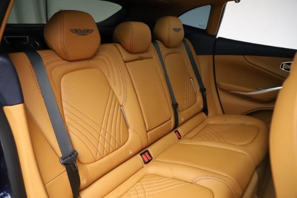 New 2021 Aston Martin DBX for sale $205,386 at Maserati of Westport in Westport CT 06880 22