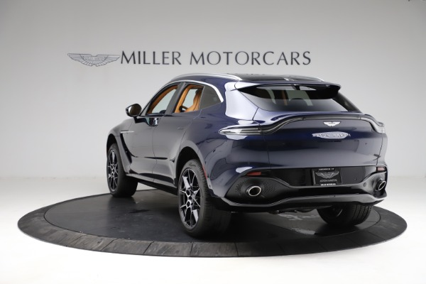 New 2021 Aston Martin DBX for sale $205,386 at Maserati of Westport in Westport CT 06880 4