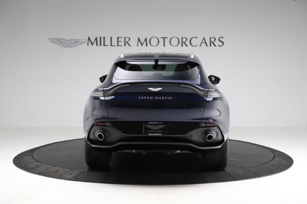 New 2021 Aston Martin DBX for sale $205,386 at Maserati of Westport in Westport CT 06880 5
