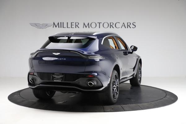New 2021 Aston Martin DBX for sale $205,386 at Maserati of Westport in Westport CT 06880 6