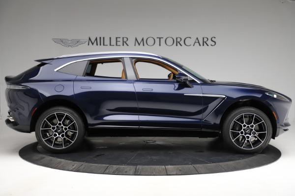 New 2021 Aston Martin DBX for sale $205,386 at Maserati of Westport in Westport CT 06880 8