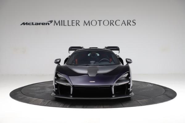 Used 2019 McLaren Senna for sale $1,195,000 at Maserati of Westport in Westport CT 06880 11
