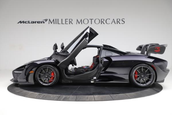 Used 2019 McLaren Senna for sale $1,195,000 at Maserati of Westport in Westport CT 06880 14