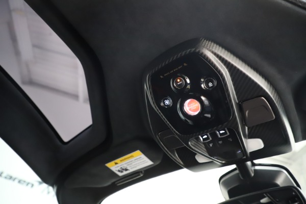 Used 2019 McLaren Senna for sale $1,195,000 at Maserati of Westport in Westport CT 06880 24