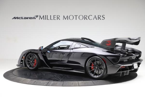 Used 2019 McLaren Senna for sale $1,195,000 at Maserati of Westport in Westport CT 06880 3