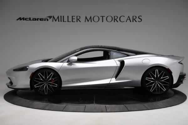 New 2021 McLaren GT Pioneer for sale $214,005 at Maserati of Westport in Westport CT 06880 2