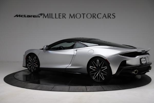 New 2021 McLaren GT Pioneer for sale $214,005 at Maserati of Westport in Westport CT 06880 3