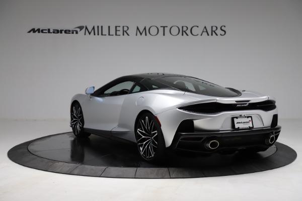 New 2021 McLaren GT Pioneer for sale $214,005 at Maserati of Westport in Westport CT 06880 4