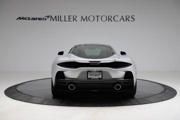 New 2021 McLaren GT Pioneer for sale $214,005 at Maserati of Westport in Westport CT 06880 5