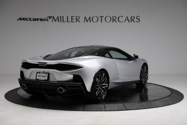 New 2021 McLaren GT Pioneer for sale $214,005 at Maserati of Westport in Westport CT 06880 6