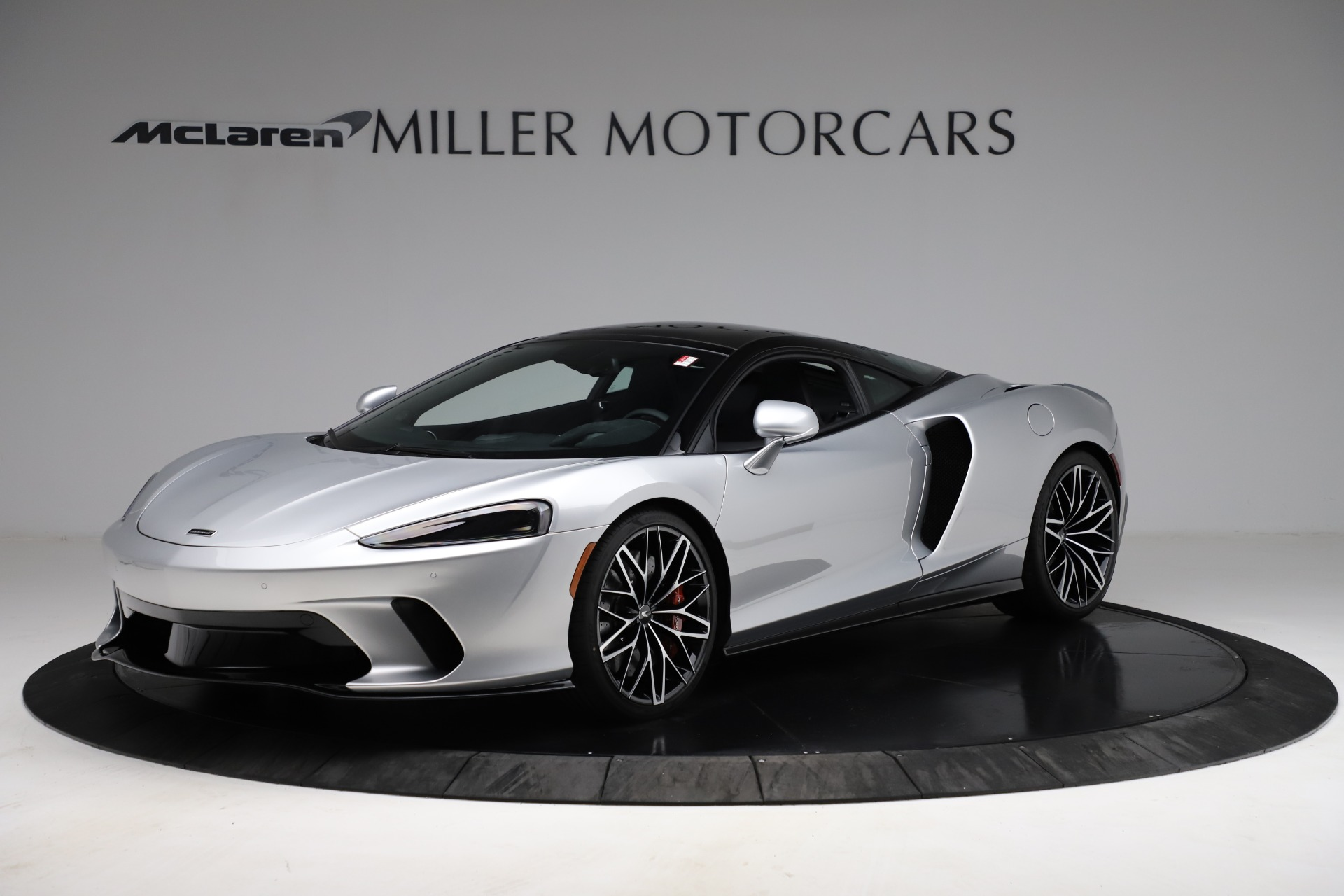 New 2021 McLaren GT Pioneer for sale $214,005 at Maserati of Westport in Westport CT 06880 1
