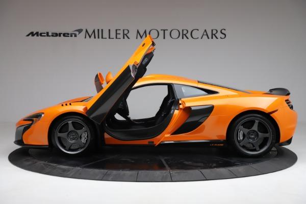Used 2015 McLaren 650S LeMans for sale $269,990 at Maserati of Westport in Westport CT 06880 14