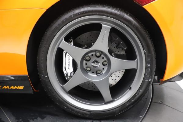 Used 2015 McLaren 650S LeMans for sale $269,990 at Maserati of Westport in Westport CT 06880 15