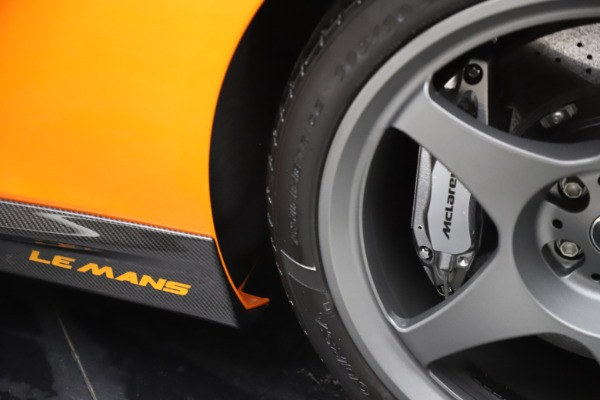 Used 2015 McLaren 650S LeMans for sale $269,990 at Maserati of Westport in Westport CT 06880 16