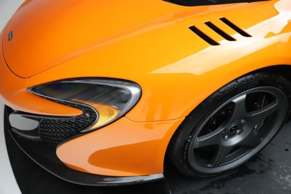 Used 2015 McLaren 650S LeMans for sale $269,990 at Maserati of Westport in Westport CT 06880 17
