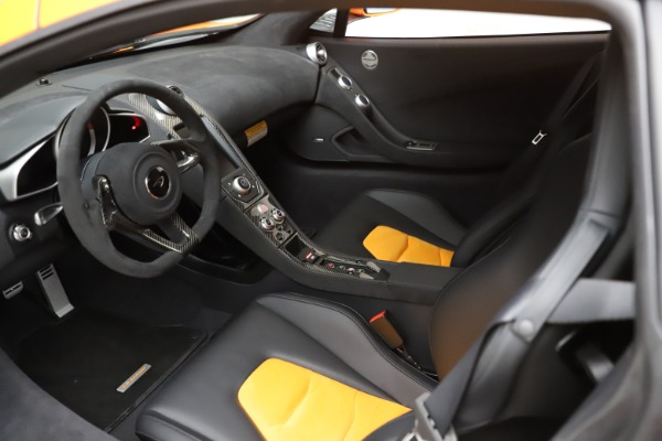 Used 2015 McLaren 650S LeMans for sale $269,990 at Maserati of Westport in Westport CT 06880 18