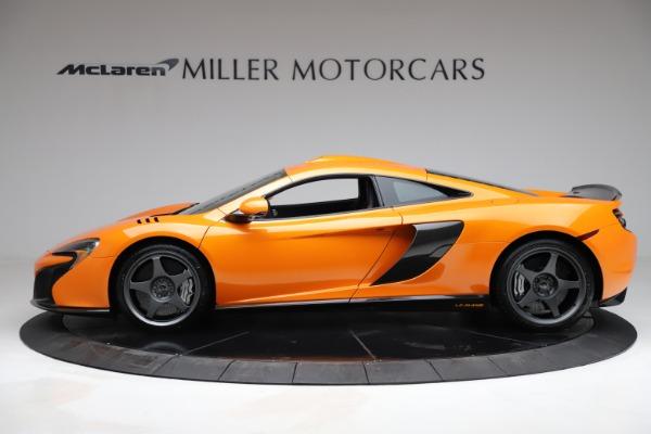 Used 2015 McLaren 650S LeMans for sale $269,990 at Maserati of Westport in Westport CT 06880 2