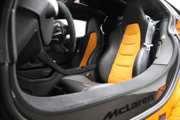 Used 2015 McLaren 650S LeMans for sale $269,990 at Maserati of Westport in Westport CT 06880 20