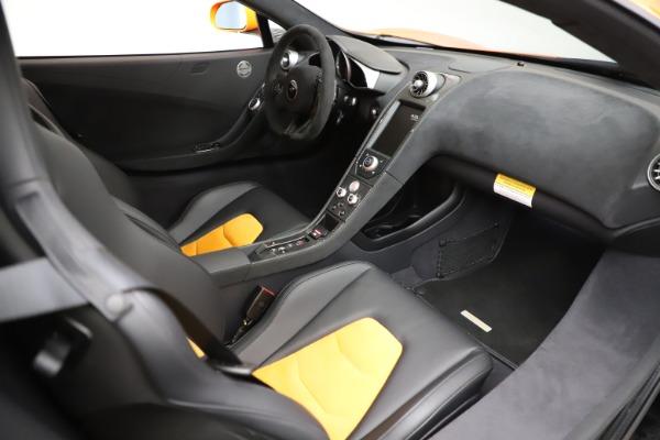 Used 2015 McLaren 650S LeMans for sale $269,990 at Maserati of Westport in Westport CT 06880 21