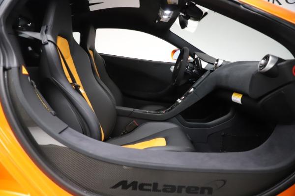 Used 2015 McLaren 650S LeMans for sale $269,990 at Maserati of Westport in Westport CT 06880 22