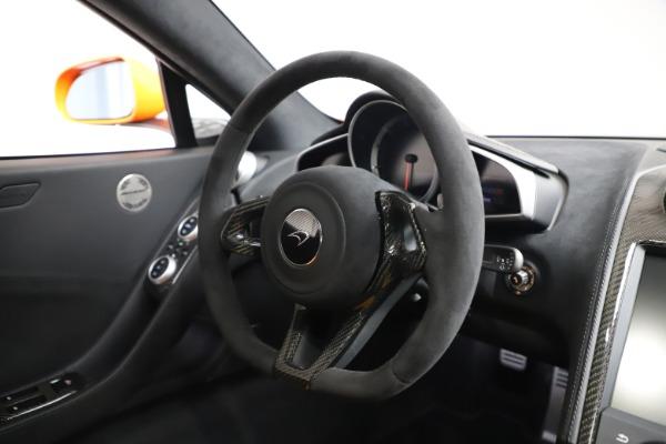 Used 2015 McLaren 650S LeMans for sale $269,990 at Maserati of Westport in Westport CT 06880 24