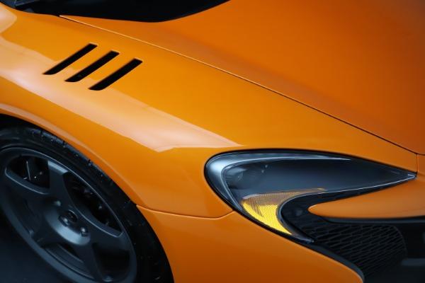 Used 2015 McLaren 650S LeMans for sale $269,990 at Maserati of Westport in Westport CT 06880 26
