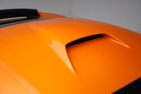Used 2015 McLaren 650S LeMans for sale $269,990 at Maserati of Westport in Westport CT 06880 27
