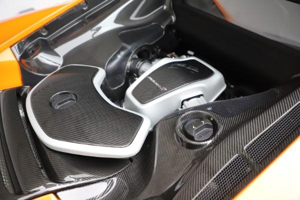 Used 2015 McLaren 650S LeMans for sale $269,990 at Maserati of Westport in Westport CT 06880 28