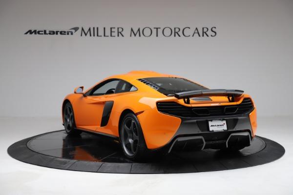 Used 2015 McLaren 650S LeMans for sale $269,990 at Maserati of Westport in Westport CT 06880 4
