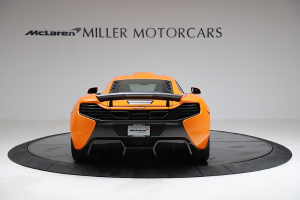 Used 2015 McLaren 650S LeMans for sale $269,990 at Maserati of Westport in Westport CT 06880 5