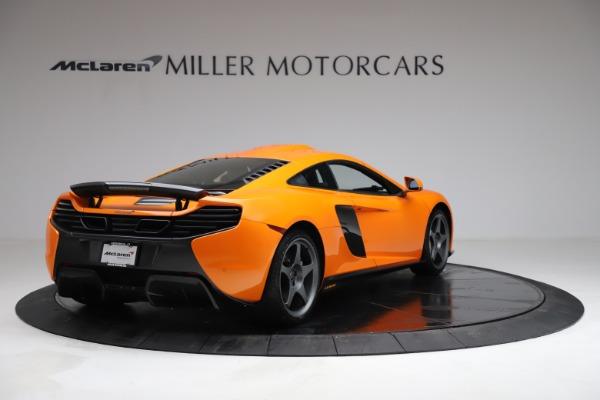 Used 2015 McLaren 650S LeMans for sale $269,990 at Maserati of Westport in Westport CT 06880 6