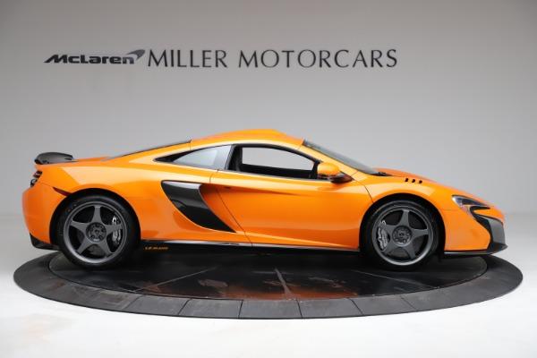 Used 2015 McLaren 650S LeMans for sale $269,990 at Maserati of Westport in Westport CT 06880 8