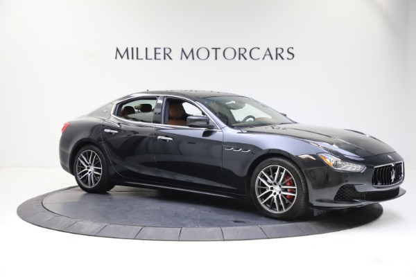 Used 2014 Maserati Ghibli S Q4 for sale $29,900 at Maserati of Westport in Westport CT 06880 11