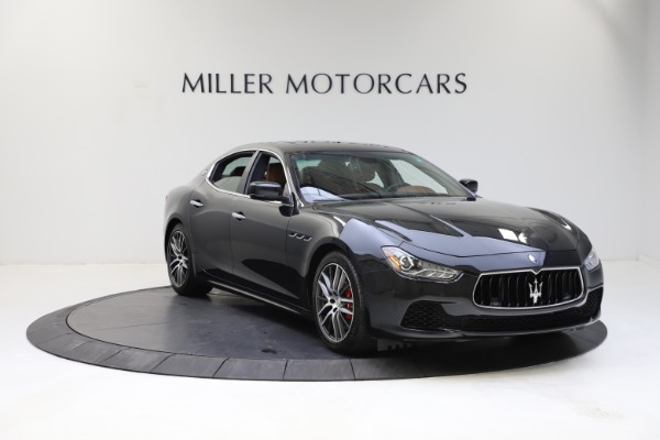 Used 2014 Maserati Ghibli S Q4 for sale $29,900 at Maserati of Westport in Westport CT 06880 12