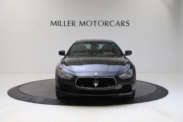 Used 2014 Maserati Ghibli S Q4 for sale $29,900 at Maserati of Westport in Westport CT 06880 13