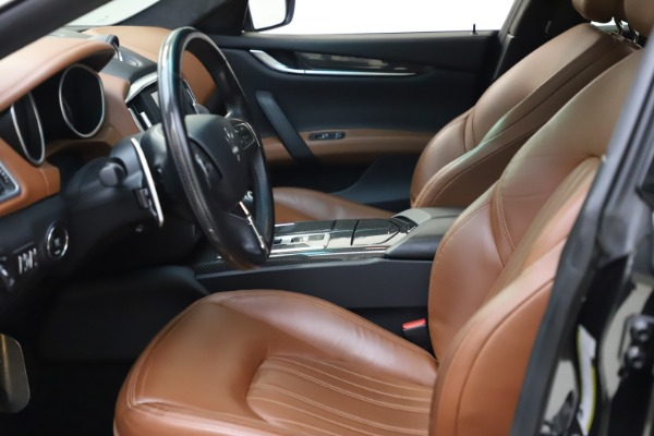 Used 2014 Maserati Ghibli S Q4 for sale $29,900 at Maserati of Westport in Westport CT 06880 15
