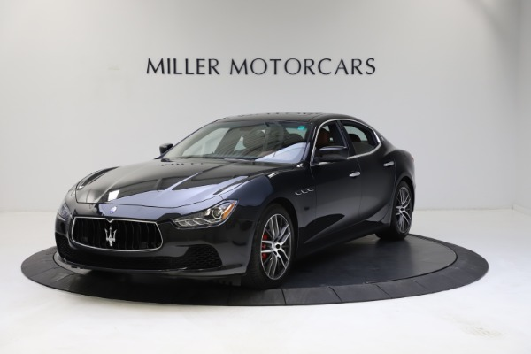 Used 2014 Maserati Ghibli S Q4 for sale $29,900 at Maserati of Westport in Westport CT 06880 2