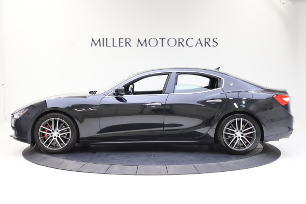 Used 2014 Maserati Ghibli S Q4 for sale $29,900 at Maserati of Westport in Westport CT 06880 3