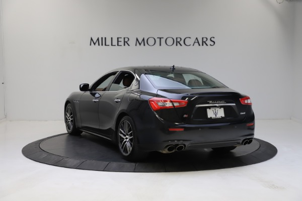 Used 2014 Maserati Ghibli S Q4 for sale $29,900 at Maserati of Westport in Westport CT 06880 5