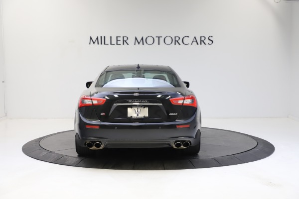 Used 2014 Maserati Ghibli S Q4 for sale $29,900 at Maserati of Westport in Westport CT 06880 6