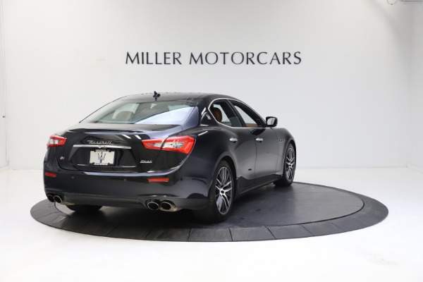 Used 2014 Maserati Ghibli S Q4 for sale $29,900 at Maserati of Westport in Westport CT 06880 7